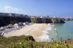 View Tolcarne Beach Apartments in Newquay in Cornwall