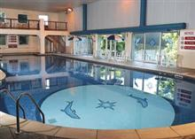 Penstowe Holiday Park With Swimming Pool Near Bude In North Cornwall