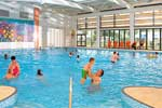 Indoor Swimming Pool at Lakeland Holiday Park in Cumbria
