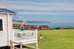 Caravans & Lodges with Pool near Sidmouth - Ladram Bay Holiday Park in South Devon