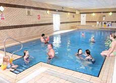 Newlands holiday park with pool at charmouth in dorset - Hotels in weymouth with indoor swimming pool ...