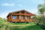 Luxury Holiday Lodges with Hot Tubs near Leominster - Aymestrey Lodges
