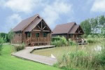 Waterside Holiday Lodges at Spilsby near Boston  in Lincolnshire