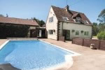 Disabled Friendly Cottage with Pool near Taunton