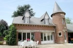Villa at Saigneville Somme near Abbeville in North France