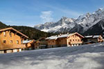 Les Houches Mont Blanc Apartments in East France