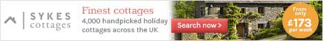 Holiday cottages in Uk & Ireland