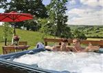 Holiday Lodges with Hot Tubs  in Mid Wales