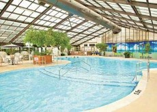 Talacre beach holiday park near prestatyn north wales for North wales hotels with swimming pools